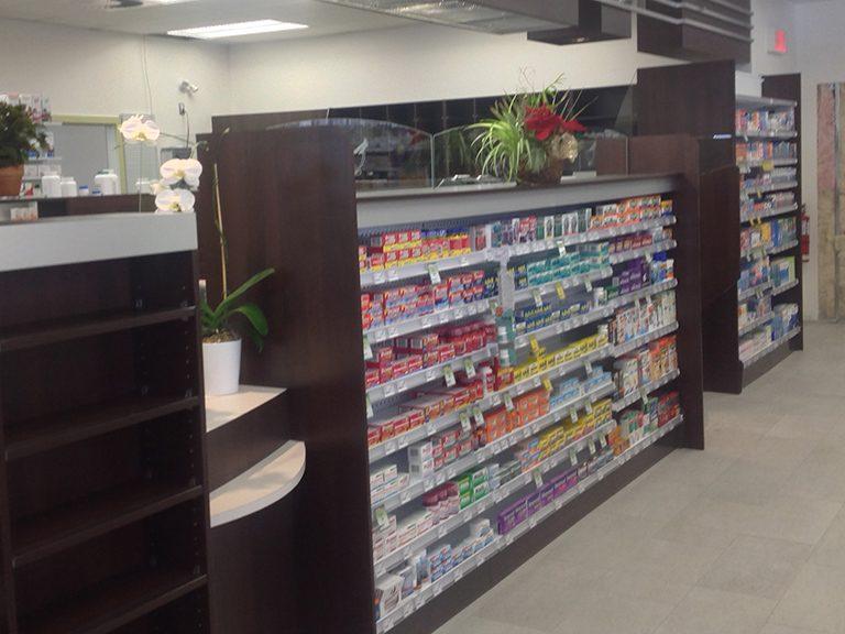 Aménagement de pharmacie à Île Perrot - Pharmatec