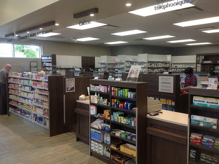 Création de pharmacie à Mascouche - Pharmatec