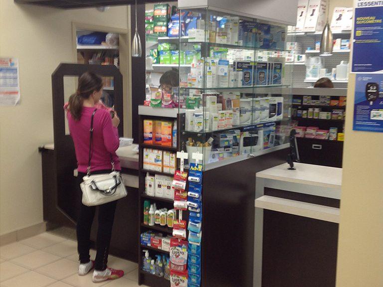 Création de pharmacie à Montréal - Pharmatec