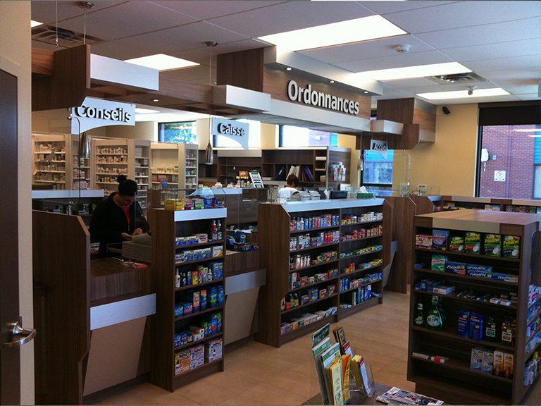 Création de pharmacie à Pincourt - Pharmatec